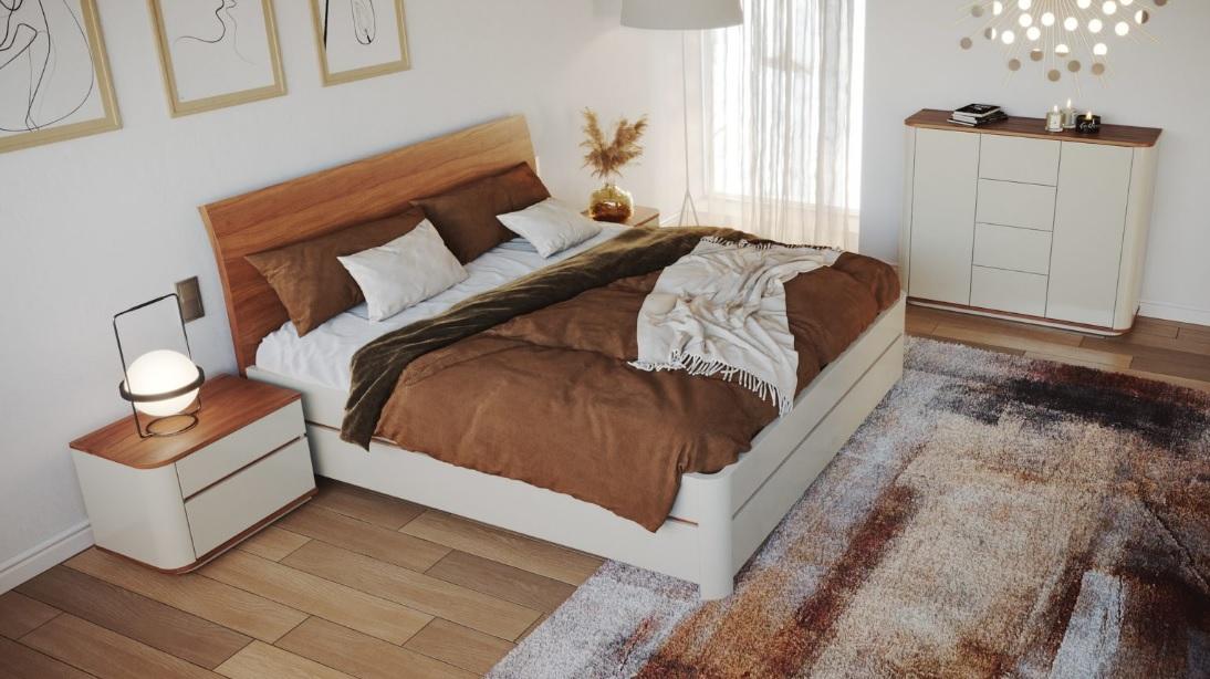 bohemia posteľ 1